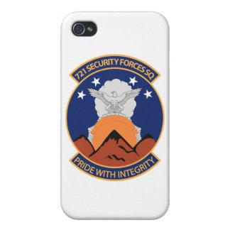 721st Escadron de forces de sécurité Coques iPhone 4/4S