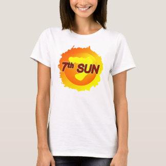 7ème T-shirt de Sun (femmes)
