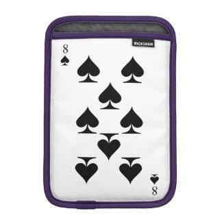 8 de pelles housse pour iPad mini