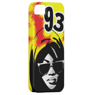 93 seine saint denis i phone 5 coque iPhone 5 Case-Mate