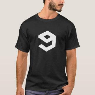 9gag (noir) t-shirt