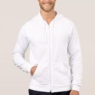 À simple hoddie veste à capuche