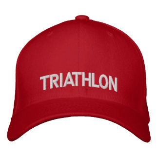 Aaaagasdfgdfgdsf de casquette brodé par triathlon…
