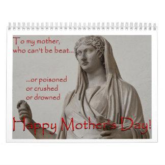 Aan mijn moeder, die niet kan zijn sla… kalender