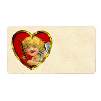 Aan Mijn Valentijn Etiket