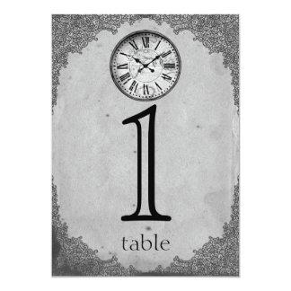 Aantal van de Lijst van het Jubileum van het 12,7x17,8 Uitnodiging Kaart