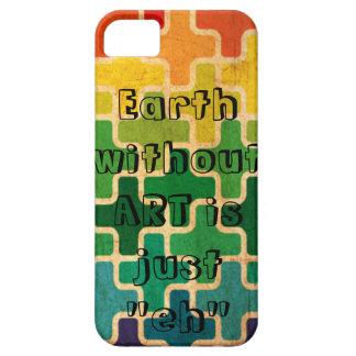 Aarde zonder Art. Barely There iPhone 5 Hoesje