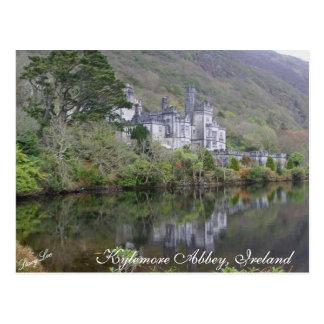 Abbaye de Kylemore, Irlande Carte Postale
