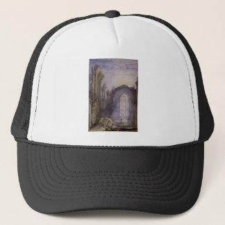 Abbaye melrose par William Turner Casquette