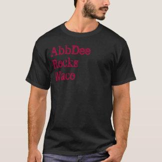 AbbDeeRocksWaco T-shirt