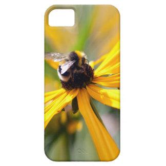 Abeille - coque iphone jaune de daisey de nectar