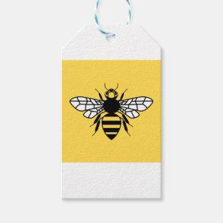 Abeille de Manchester Étiquettes-cadeau