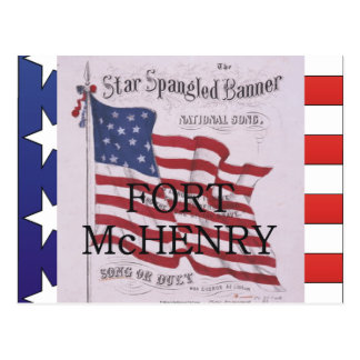 ABH Fort McHenry Briefkaart