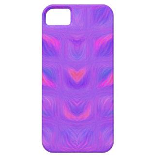 Abrégé sur Girly rose et pourpre Coques iPhone 5 Case-Mate