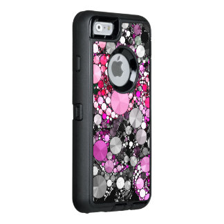 Abrégé sur rose Girly Bling Coque OtterBox iPhone 6/6s