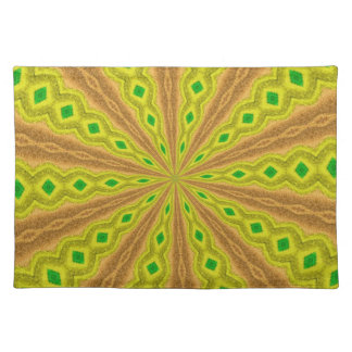 ABSTRACT ART. PLACEMAT
