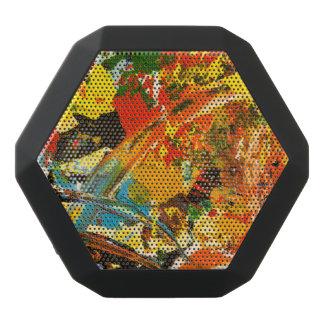 Abstract Ontwerp Zwarte Bluetooth Speaker