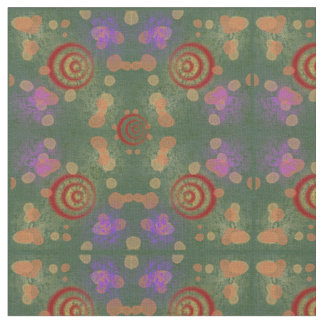 Abstract patroonontwerp stof
