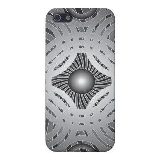 Abstracte Cirkels Vector Kunst iPhone 5 Cover