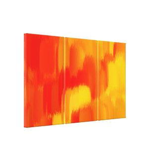 Abstracte het Schilderen | Abstracte Kunst 5 Canvas Afdrukken