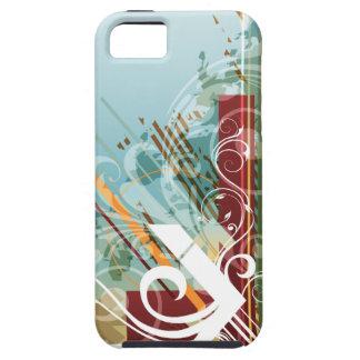 Abstracte Kunst 28 geval-Partner Geval iPhone 5 Hoesje