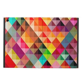 Abstracte Regenboog iPad Air Hoesje