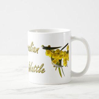 Acacia d'or australien mug
