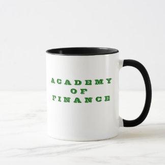 Académie de tasse de café de finances