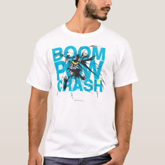 Accident de prisonnier de guerre de boom t-shirt