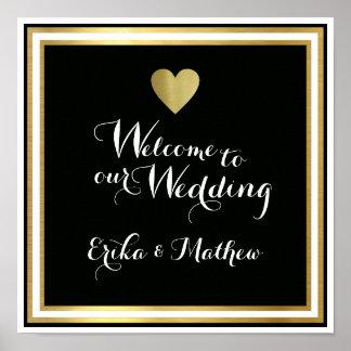accueil à notre mariage, amour de réception