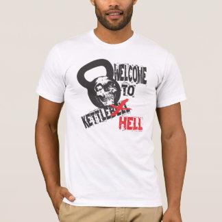 Accueil au T-shirt d'enfer de Kettlebell
