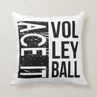 Ace le coussin de volleyball