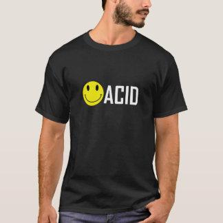 Acide de smiley de T-shirt