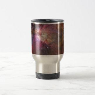 Acier inoxydable de nébuleuse d'Orion tasse de