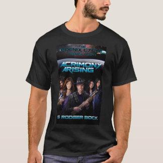 Acte I : Amertume surgissant - la couverture T-shirt