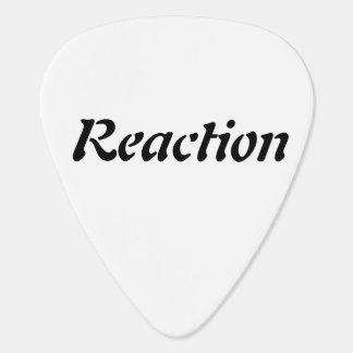 Action/réaction - onglet de guitare