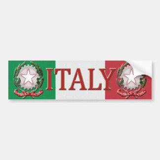 Adhésif pour pare-chocs de l'Italie Autocollant De Voiture