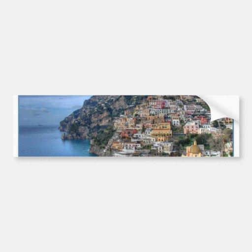 Adhésif pour pare-chocs de l'Italie Adhésif Pour Voiture