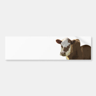 Adhésif pour pare-chocs de vache autocollant de voiture