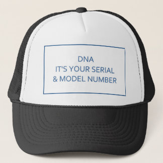 ADN PÉRIODIQUE ET CASQUETTE DE NUMÉRO DE TYPE