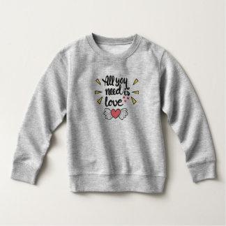 Adorable tout que vous avez besoin est sweatshirt