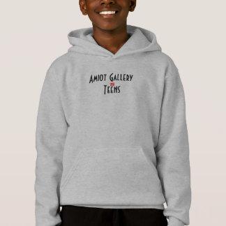 Ados de galerie d'Amiot, Etats-Unis