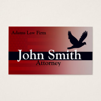 Advocaat en Procureur Visitekaartjes