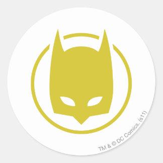 Afbeelding 38 van Batman Ronde Sticker