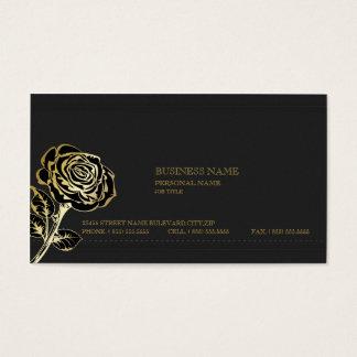 Affaires Card* d'affaires de fleuriste Cartes De Visite