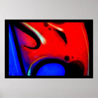 Affiche d'art de photo. Par la conception de Poster