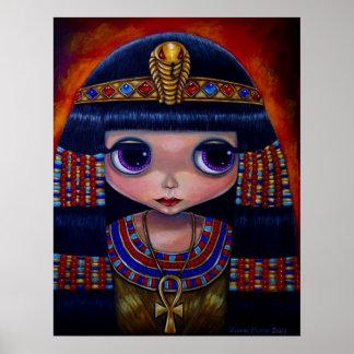 Affiche de Cléopâtre Blythe Poster