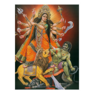 Affiche de Durga Mahisasuramardini Poster