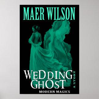 Affiche de fantôme de mariage