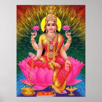 Affiche de Lakshmi